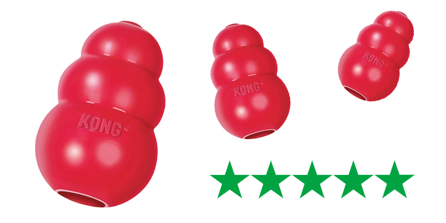 Review Of Classic Kong Dog Toy
